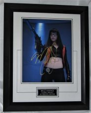 "A939MJUV MILLA JOVOVICH - ""ULTRAVIOLET"" AUTHENTIC SIGNED"